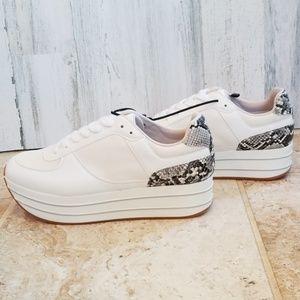 Zara Platform Sneaks
